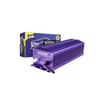 Balasto Electronico Lumatek 660w Regulable –