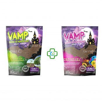 Vamp  Guano De Murcielago Vege+flora Combo –