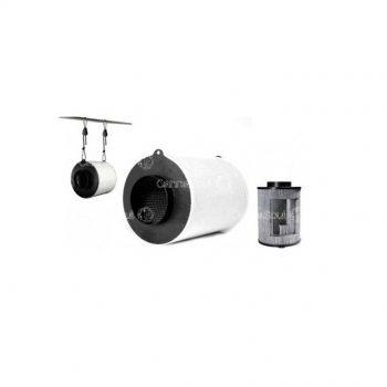Proactiv Filtro Gardenhigh Pro 125mm/400m3/h