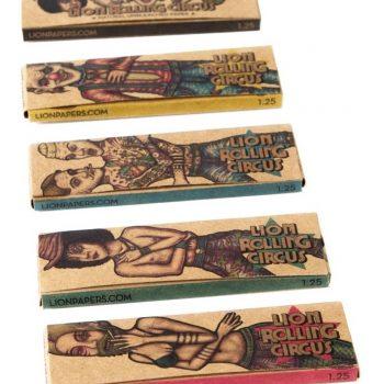 Pack Sedas Papel + Filtros Oferta – Lion Rolling