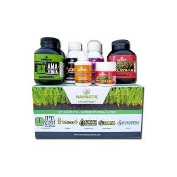 Nutri Pack Namáste Kit Completo –