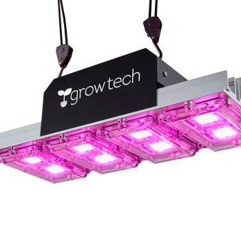 Panel Led Growtech 400w Cob Indoor Iluminación