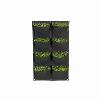 Macetas Propot Wall 8 Niveles Gardenhigh Pro Jardin Vertical