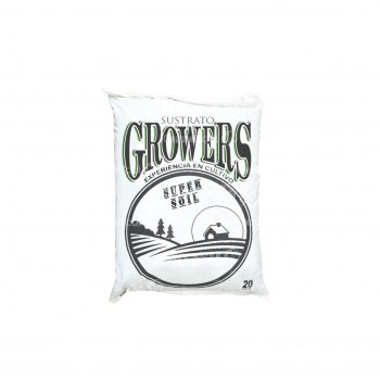 Sustrato Growers Super Soil 20Lts.
