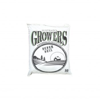 Sustrato Growers Super Soil 50Lts.