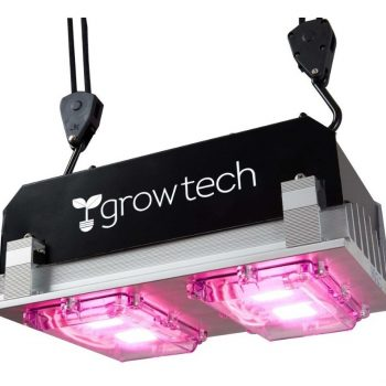 Panel Led Growtech 200w Cob Indoor Iluminación