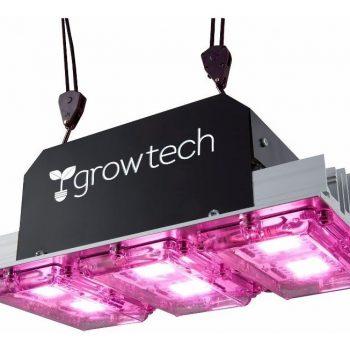 Panel Led Growtech, 300w Cob Indoor Iluminación