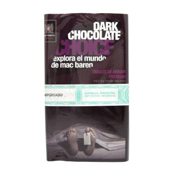 Tabaco Mac Baren Choice Dark Chocolate
