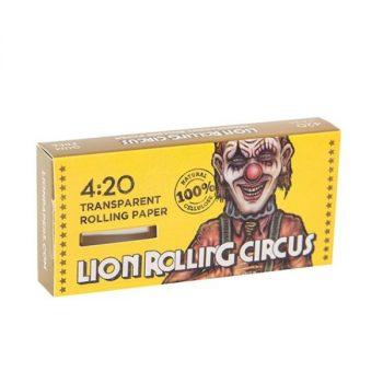 Papel Lion Rolling Circus Celulosa 420