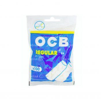Filtros Ocb Regular Para Tabaco