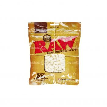Filtro Para Tabaco Raw Unbleached