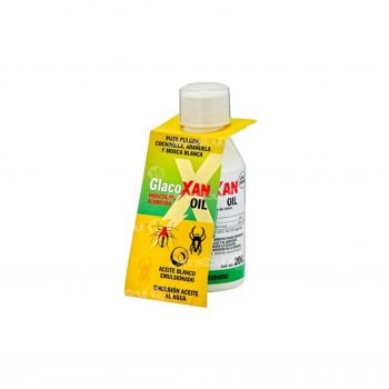 Insecticida Aceite Glacoxan Oil 200cc