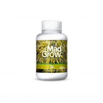 Fertilizante Mad Grow Algas 200cc Cultivo