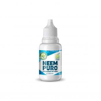 Insecticida Ecomambo Aceite De Neem Puro 30cc