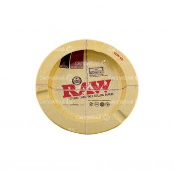 Cenicero Redondo Metalico Raw