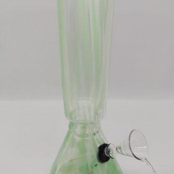 Bong Pipa De Agua Pyrex Sinsemina Probe Verde